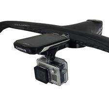 Garmin Combo Mount for Vision (Metron 5D Integrated Handlebar) Edge & GoPro