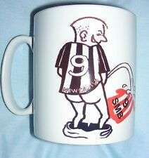 newcastle piss on sunderland and toon army top dogs mug