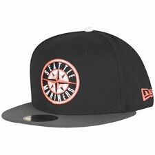 Era 59fifty Fitted Cap - MLB Seattle Mariners Black Ne70034877.00002 7