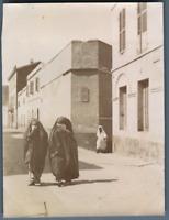 Algérie, Philippeville (Skikda سكيكدة), Mauresques algériennes  Vintage citrate