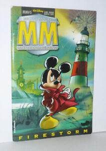 MM MYSTERY MAGAZINE - MICKEY MOUSE - #5 - FIRESTORM - WALT DISNEY - FUMETTO
