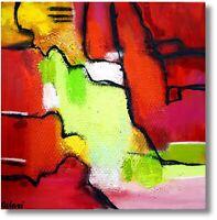 """Abstrakte Acrylmalerei Modernes Wandbild Gemälde """"Abstrakt """" Unikat Nr. 864"""