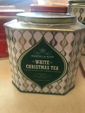 Harney & Sons HRP WHITE CHRISTMAS Tea 30ct Sachet Tin