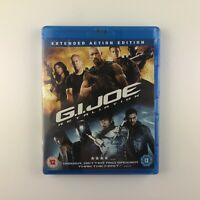 G.I. Joe: Retaliation (Blu-ray, 2013) *New & Sealed*