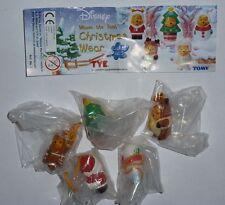Fremdfiguren Tomy Winnie the Pooh Christmas Wear 1, Komplettsatz, 1 BPZ