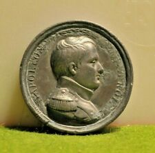 1806 Napolean Medal White Medal 43 mm