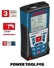 new Bosch GLM 250 VF PRO Laser Range Finder 0601072170 3165140547994 #V