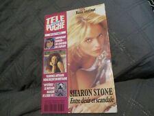 """""""TELE POCHE N°1464 - 1994"""" Sharon STONE, Barbra STREISAND, Mireille DARC"""