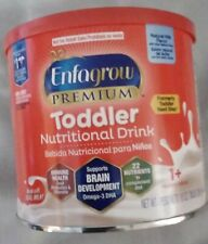 Enfagrow Premium Toddler Powder Nutritional Drink (6) 8 Oz Cans Milk Flavor