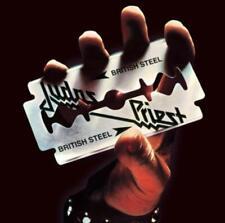 Judas Priest BRITISH STEEL 180g +MP3s SONY MUSIC New Sealed Vinyl Record LP