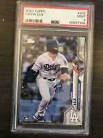 2020 Topps Gavin Lux Rookie PSA 9 Los Angeles Dodgers RC QTY