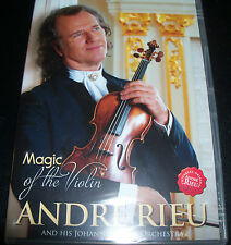 Andre Rieu Magic Of The Violin (Australia All Region) DVD - NEW