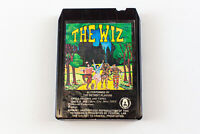 The Wizard Of Oz: The Wiz as Performed by The Detroit Players 8 Track Tape
