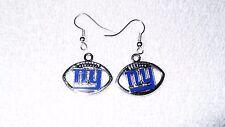 New York Giants NY NFL Football Pair of Earrings Jewelry Piercing Sports Fan