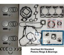 Engine Overhaul Kit Fits Kubota B7510