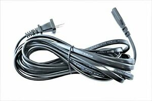 [UL Listed] OMNIHIL 15 Feet Long AC Power Cord for VIZIO V21d-J8 SOUND BAR