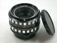 A.Schacht Ulm Edixa-Travegon 35mm F3.5 Manual Focus Lens M42 Fit No. 226570