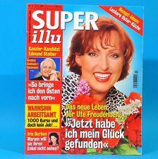 Super Illu 13-2002 | 21.03.2002 Ute Freudenberg Iris Berben Edmund Stoiber