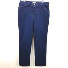 c4896cc6 Lee Women's Size 16 Short Petite Jeans Classic Fit Blue Denim Straight Leg