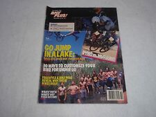 Vintage Original Bmx Plus! October 1992 Magazine Volume 15, No. 10