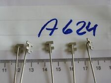 Anstecknadeln der Katholischen Arbeitnehmer Bewegung KAB 5 stück (a624)je1,00
