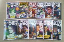 Doctor Who Tales from the TARDIS Titan Comics