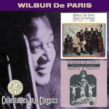 Wilbur de Paris: Plays Something Old New Gay Blue / That's A Plenty NEW CD