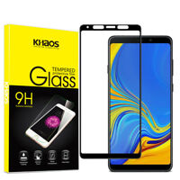 KS For Samsung Galaxy A9 (2018) Full Cover Tempered Glass Screen Protector