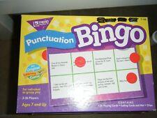 Trend USA Bingo and Punctuation Bingo - Great for Teachers
