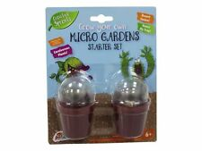 Venus Fly Trap & Cactus Micro Gardens Childrens Grow Your Own Carnivorous Plants