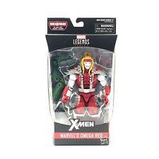 Marvel Legends Deadpool Wave 2 Omega Red Figure With Sauron BAF