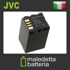 Batteria Alta Qualità per Jvc Everio GZ-MG20E