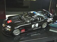 DODGE Chrysler Viper Competition Racing Cola UMBAU black 1:43