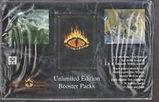 MECCG CCG Middle-earth The Wizards Booster Box Unlimited Edition 36 Packs SEALED