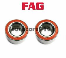 BMW 323Ci 325e 330i FAG (2) Front Or Rear Wheel Bearings 545495 545495AD