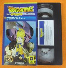 VHS film DRAGON BALL THE MOVIE COLLECTION Il destino dei saiyan (F107) no dvd