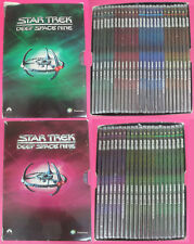 2 BOX 48 DVD STAR TREK DEEP SPACE NINE STAGIONE 1/7 complete SEALED no vhs (SD7)