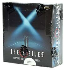 X-FILES SEASONS 10 & 11 TRADING CARDS BOX (RITTENHOUSE 2018)