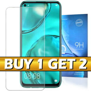 For Huawei P40 / P40 Lite Protection Tempered Glass Screen Protector Film Cover