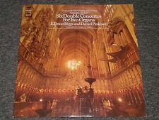 Six Double Concertos For Two Organs~E. Power Biggs and Daniel Pinkham~MS 7174