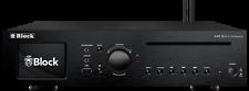 Bloque de audio cvr-10 CD-internet-receiver, Bluetooth, Spotify, negro, nuevo + embalaje original