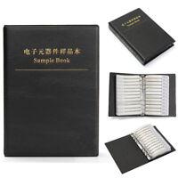 4600 pcs 92 Values 0805 SMD Capacitor Assortment Kit Sample Book 50pcs/Value