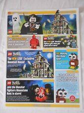 LEGO newsletter negozio 9/12