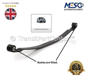 BRAND NEW REAR SINGLE LEAF SPRING FORD TRANSIT MK7 2006-2014 2.2 FWD 60MM