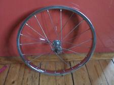 ancien stock  ancienne roue de vélo vintage bmx pliable enfant maccari-torino