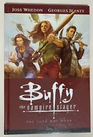 Buffy Season 8 Vol 1 The Long Way Home Retailer Exclusive HC Dark Horse Comics