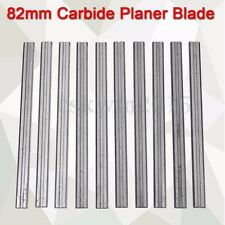10X Reversible Carbide Planer Blades 82mm x 5.5mm For Dewalt B&D MAKITA HITACHI