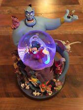 Wonderful World of Disney snow globe music box
