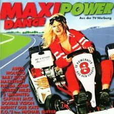 Maxi Power 8 (1996) 2 Unlimited, Captain Jack, Mighty Dub Cats, Flip da.. [2 CD]