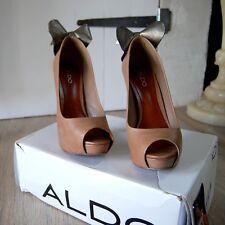 Escarpin cuir Aldo 40